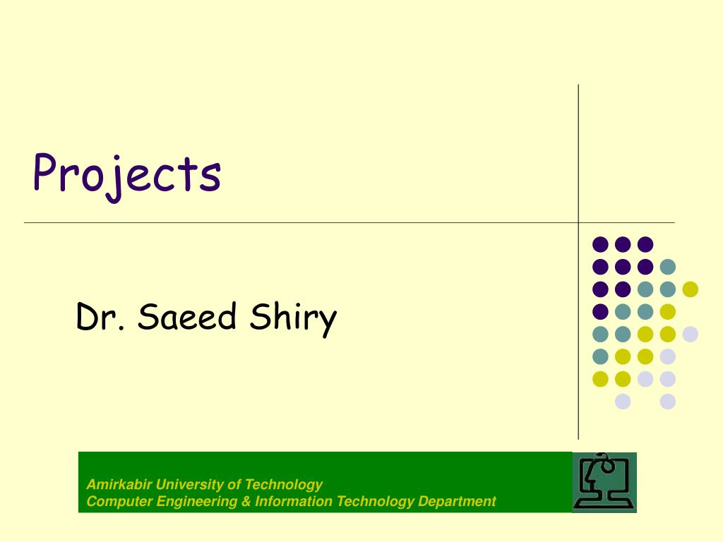 projects l.