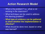 action research model12