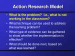 action research model5