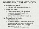 white box test methods27