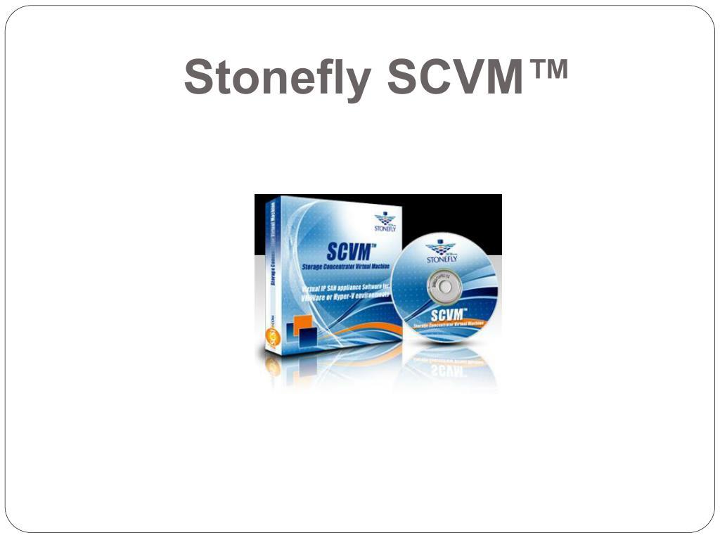 stonefly scvm l.