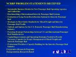 ncrrp problem statements received11