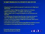 ncrrp problem statements received12