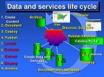 data and services life cycle