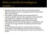 ethics in artificial intelligence contd57