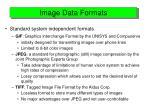 image data formats