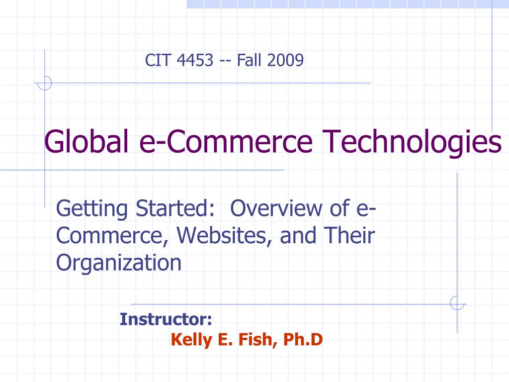 global e commerce technologies l.