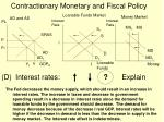 contractionary monetary and fiscal policy24