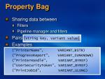 property bag
