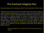 pre contract integrity pact1