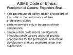 asme code of ethics fundamental canons engineers shall