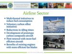 airline sector