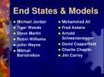 end states models20