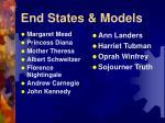 end states models28