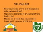 100 mile diet33