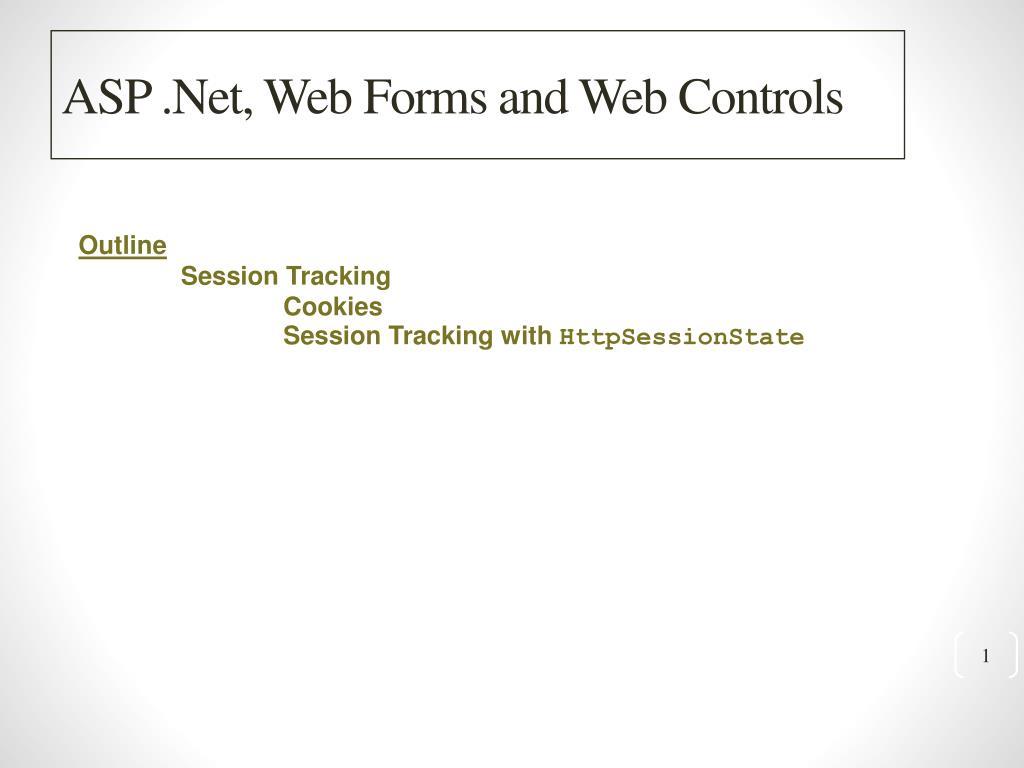 asp net web forms and web controls l.
