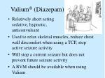 valium diazepam