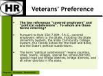 veterans preference8
