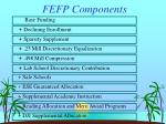 fefp components