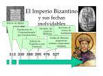 el imperio bizantino y sus fechas inolvidables6