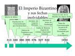 el imperio bizantino y sus fechas inolvidables8