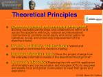 theoretical principles4