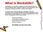 what is workskills