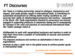ft discourses