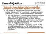 research questions35