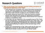 research questions36