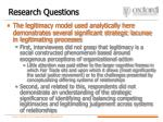 research questions38