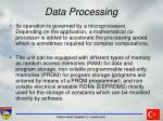 data processing34