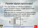 parallel digital input output29