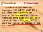 rtf 604 5 2001 15 06 2001