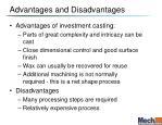 advantages and disadvantages25