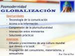 posmodernidad globalizaci n23