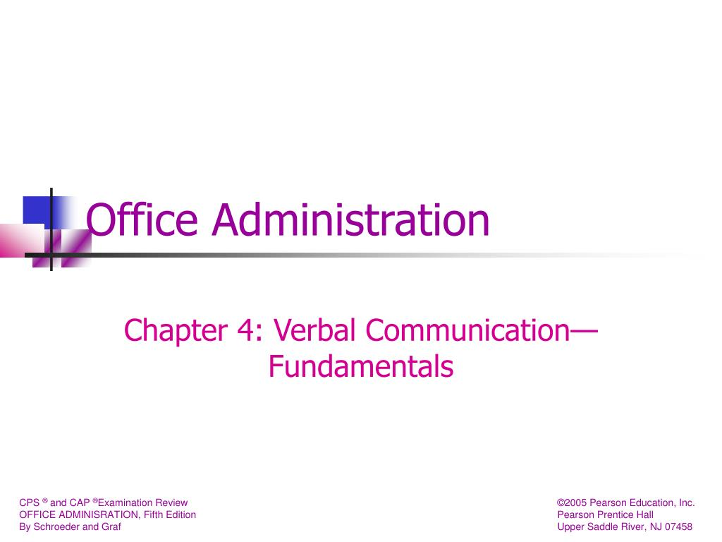 office administration l.