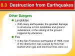 8 3 destruction from earthquakes29