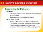 8 4 earth s layered structure42