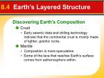 8 4 earth s layered structure44