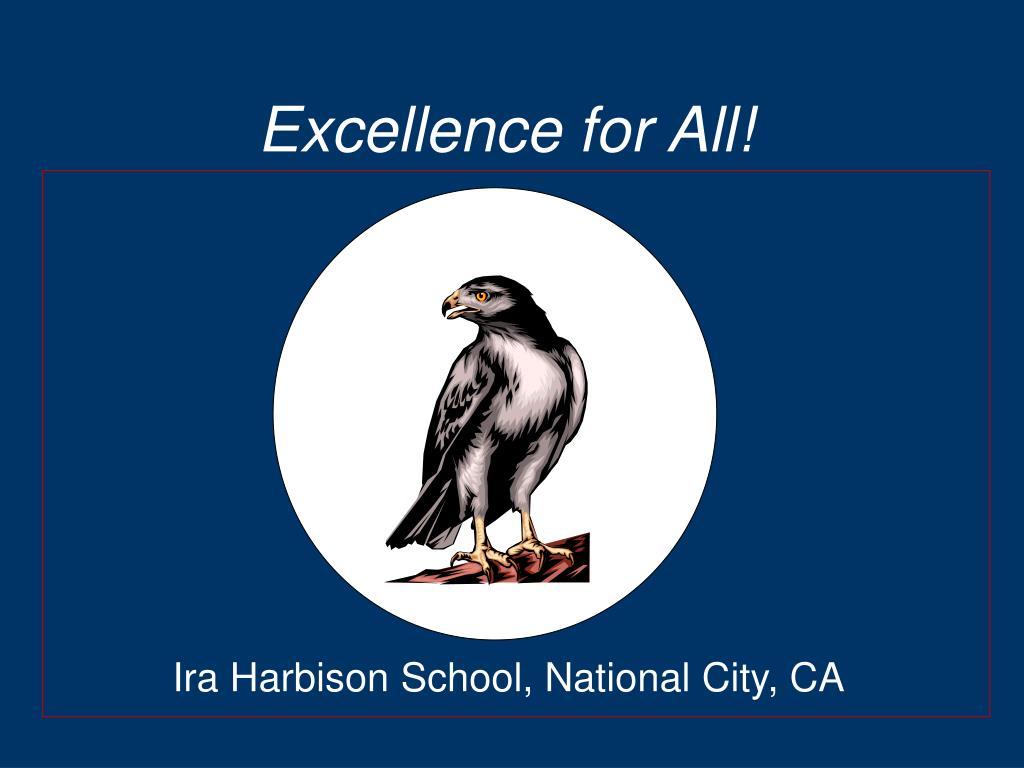Excellence for All!