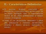 ii caracter sticas definitorias7