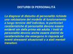 disturbi di personalit19