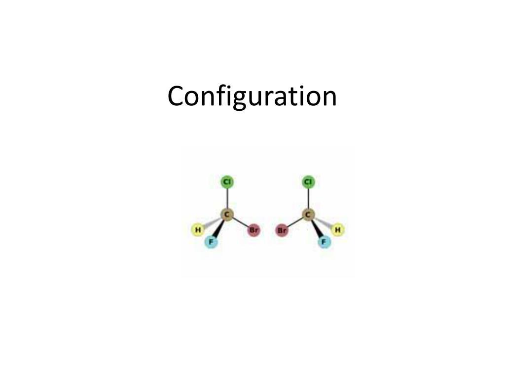 configuration l.