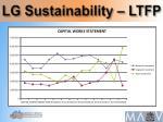 lg sustainability ltfp21