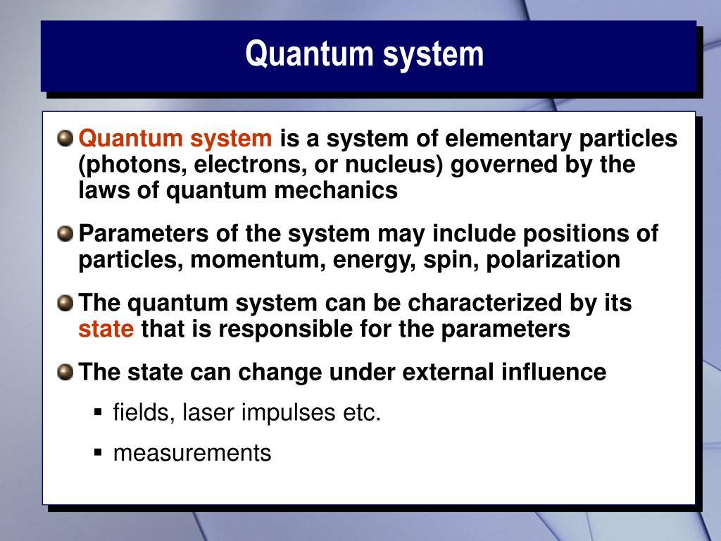 PPT - Quantum computing PowerPoint Presentation - ID:691707