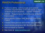 raven professional