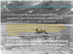 comment les inuits se procuraient le mat riel