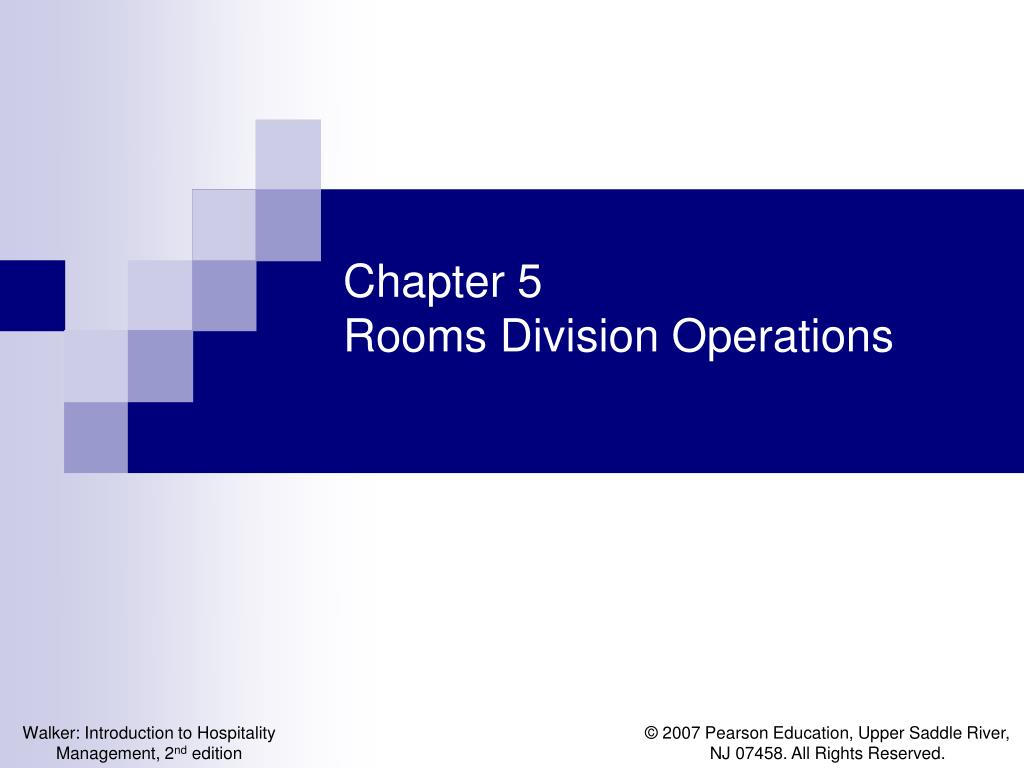 chapter 5 rooms division operations l.