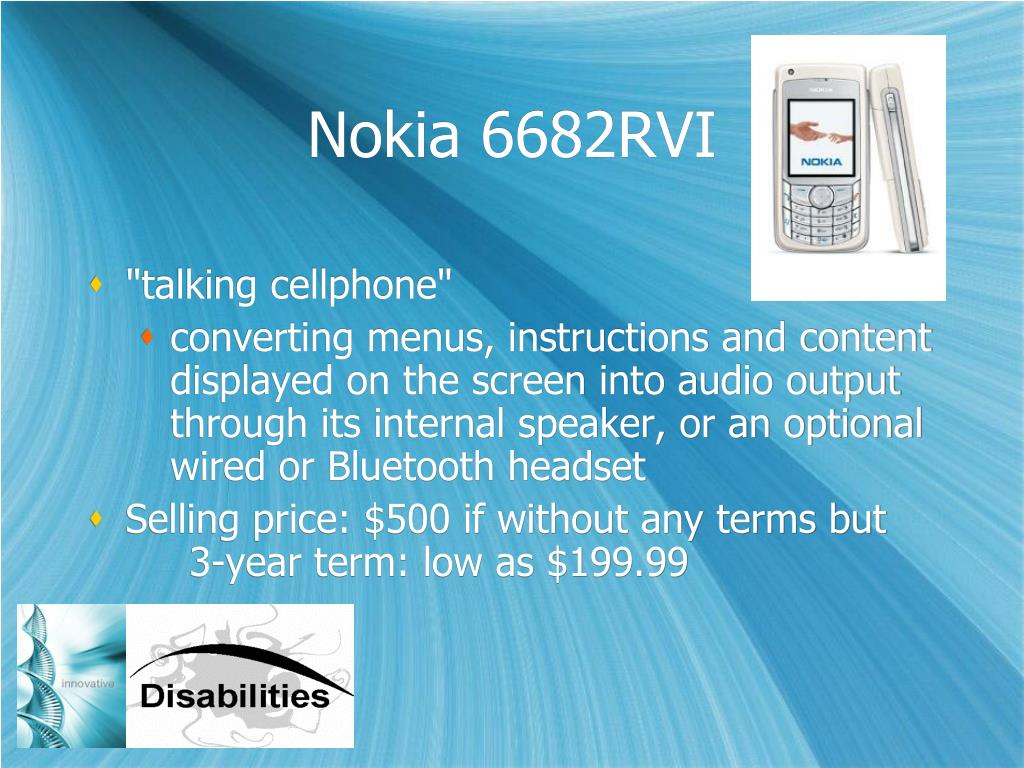 Nokia 6682RVI